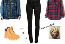 My Style and Fashion / by Emily A. Ward