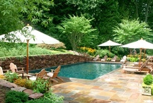 |   Outdoor Spaces   | / by Simone @ Simply Neat & Clean | Professional Organizing