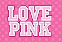 About Me-Think Pink! It's my favorite color! / by Melissa Rainey-Campbell