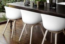 |  Dining Room Design | / by Simone @ Simply Neat & Clean | Professional Organizing