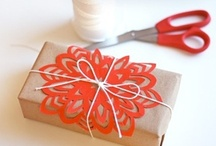 |  Crafty Gifts  | / by Simone @ Simply Neat & Clean | Professional Organizing
