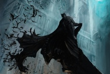 Comics: DC, Batman / It's not who I am underneath but what I do that defines me - Batman / by Nathan Keur