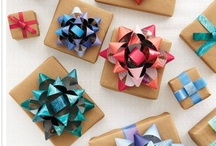 DIY: Gift Ideas / it is in giving that we receive / by Valery R.
