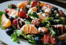 Good Eats - Salads / by Jen Kunze