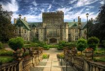 Castles ♔ Chateaux  / ♛♔♕ Castles & Chateaux around the world ♛♔♕ / by ❤  Paris Addict  ❤
