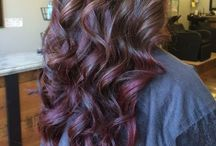 Hair and beauty / Hair, makeup, nails ❤️ / by Emily A. Ward