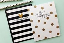 Card Inspiration / Beautiful cards made by talented artists that inspire me!