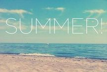|  Summertime  | / by Simone @ Simply Neat & Clean | Professional Organizing