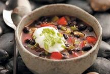 Soup's On! Let's Get Arty! / Soul soothing. Winter warming. Comfort vittles.