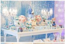Frozen Party Ideas / by Sassy Sisters
