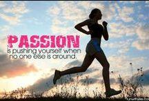 Fitness Inspiration / Fitness Inspiration from Pintresters! / by Jen Kunze