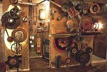 Steampunk / by Gina Watson
