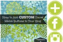 Blog Love / Social Media...Link-Ups...How-Tos's...All things fun :) / by Jen Kunze