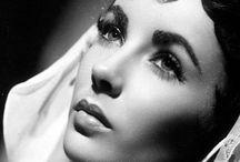 Elizabeth Taylor / Elizabeth Taylor. Icon.