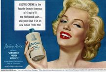Vintage hair products / A selection of products and equipment from our hairdressing forbears / by Vintage Hair Lounge