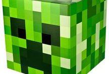 Minecraft Madness / by Veronica Ballesteros