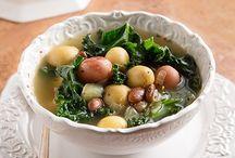 Vegan soup / by Lindsay Sinclair