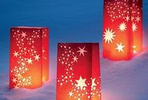 Winter Wonderland / Winter activities, projects, crafts and recipes.