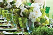 Flores - Arranjos - Velas - Decoração / Flowers - Flores