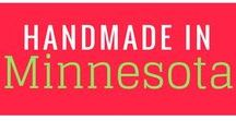 Handmade in Minnesota - Etsy Makers / Collaborating Etsy makers from only Minnesota. Handmade items available from Etsy small businesses.