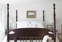 bedrooms / by Ann Yates Pate