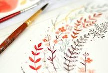 Good on Paper / a pretty hodge-podge of stationary, paper goods/crafts, illustration, design & art / by Sweet Kiera
