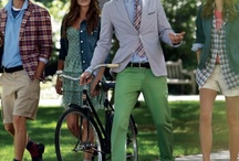 Preppy fashion / The classic preppy look of the '80s and today. / by Vintage Preppy