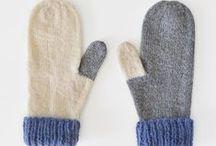 Knit / \ knit