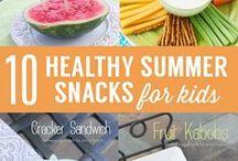 FUN KIDS FOOD / Foods to teach babies, teach toddlers and teach pre k activities.