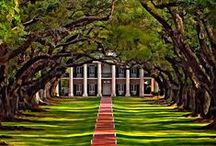 Explore - Plantation Country / Also referred to as Plantation Country, Baton Rouge is a place where you can soak in the state's deep and colorful history told through the historical architecture and rich countryside.