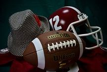 Are You Ready For Some Alabama Football / by Wanda Grove