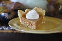 thanksgiving, the most wonderful time of the year / Thanksgiving is all about tradition for our family. It's my favorite holiday!  We love the tried and true, mixed in with a new recipe or two each year. Everything is made from scratch.  Pie is given it's own night, we celebrate Pie Night each year the night before Thanksgiving and have a pie party, inviting our family and friends over for homemade pies. I bake up about 8-10 pies, and everyone that comes brings a pie as well. It's pie pandemonium!