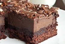 "Build a Better Brownie / ""Childhood smells of perfume and brownies."" ~David Leavitt"