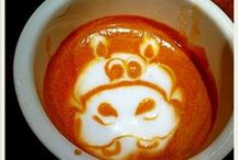 Parlour Lane Roasters Coffee Art / The coffee art of our baristas