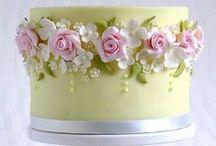 cakes cakes cakes / by Dana Bowden