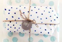 wrap it up / beautiful ways to wrap a gift