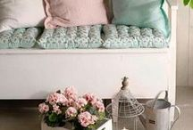 Pastels at Home&Garden