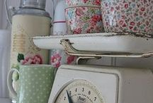 vintage/rustic / by A Bountiful Kitchen