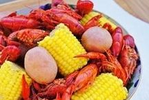 Eat BR - Crawfish / From crawfish tails to crawfish etouffee, crawfish cuisine in Louisiana is endless!