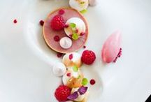 Plating / People eat with their eyes first! Indulge your creativity in the art of plating!