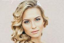 Bridal Beauty / Wedding Day Beauty Ideas