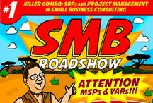 SMB Roadshow - Down Under Tour 2014 / Join Karl Palachuk live down under in his first tour to Australia and New Zealand. #managedservices #msp  http://www.smbroadshow.com/press-release-smb-roadshow/