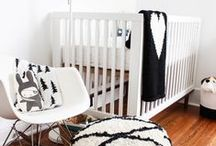 Nursery / Inspiration for my little's rooms!