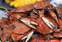 Eat BR - Crab / We love crab in Louisiana, especially here in Baton Rouge. You can add crab to any dish and be able to call it a hit. Crab lovers rejoice because you are about to see a whole lot of crab-tastic dishes!
