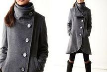 Coats / by Jaime Carter