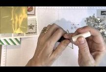 Videos by Stamping with Charlene/Charlene Harreveld / How-to Videos by Stampin' Up! Demonstrator Charlene Harreveld