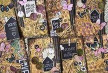 Davona s.r.o. - scrapbooking / návody a inspirace ze scrapbookového tvoření s postupy krok za krokem - scrapbookové stránky, pozvánky, visačky, krabičky, ozdoby a další nápady