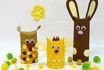 Davona s.r.o. - tvoření s dětmi / Užijte si tvoření s dětmi podle návodů na našem blogu.
