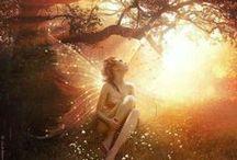 Fairy Autumn Forest