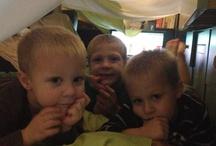 Indoor Fun with the Kiddos